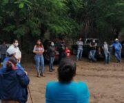 Se suman habitantes de Ayutla a protocolos de salud propuestos por la alcaldesa arroyosequense Iliana Montes