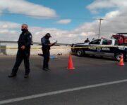 Fatal accidente en la SJR - Tequis, muere motociclista