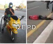 Identificado joven motociclista fallecido en la Rúa San Juan del Río a Tequisquiapan