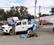 Muere infartado hombre en calle de San Juan del Río
