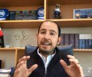 -VIDEO- Confiado el PAN en Querétaro no hará alianza, anuncia Marko Cortés