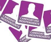 ¿CANDIDATURAS INDEPENDIENTES? firmas a reunir en Gubernatura, Ayuntamientos y Diputaciones locales
